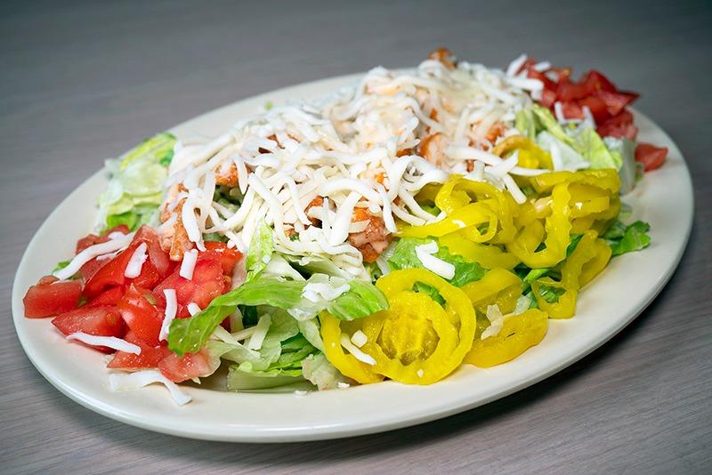 Buffalo Chicken Salad Image