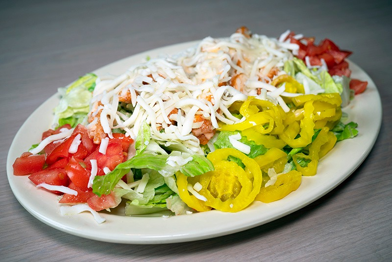 Buffalo Chicken Salad Image