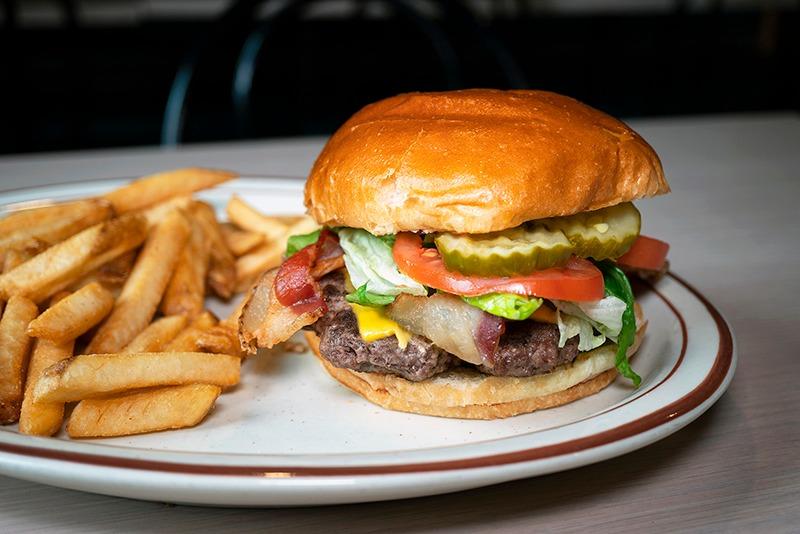 Pub Burger Image