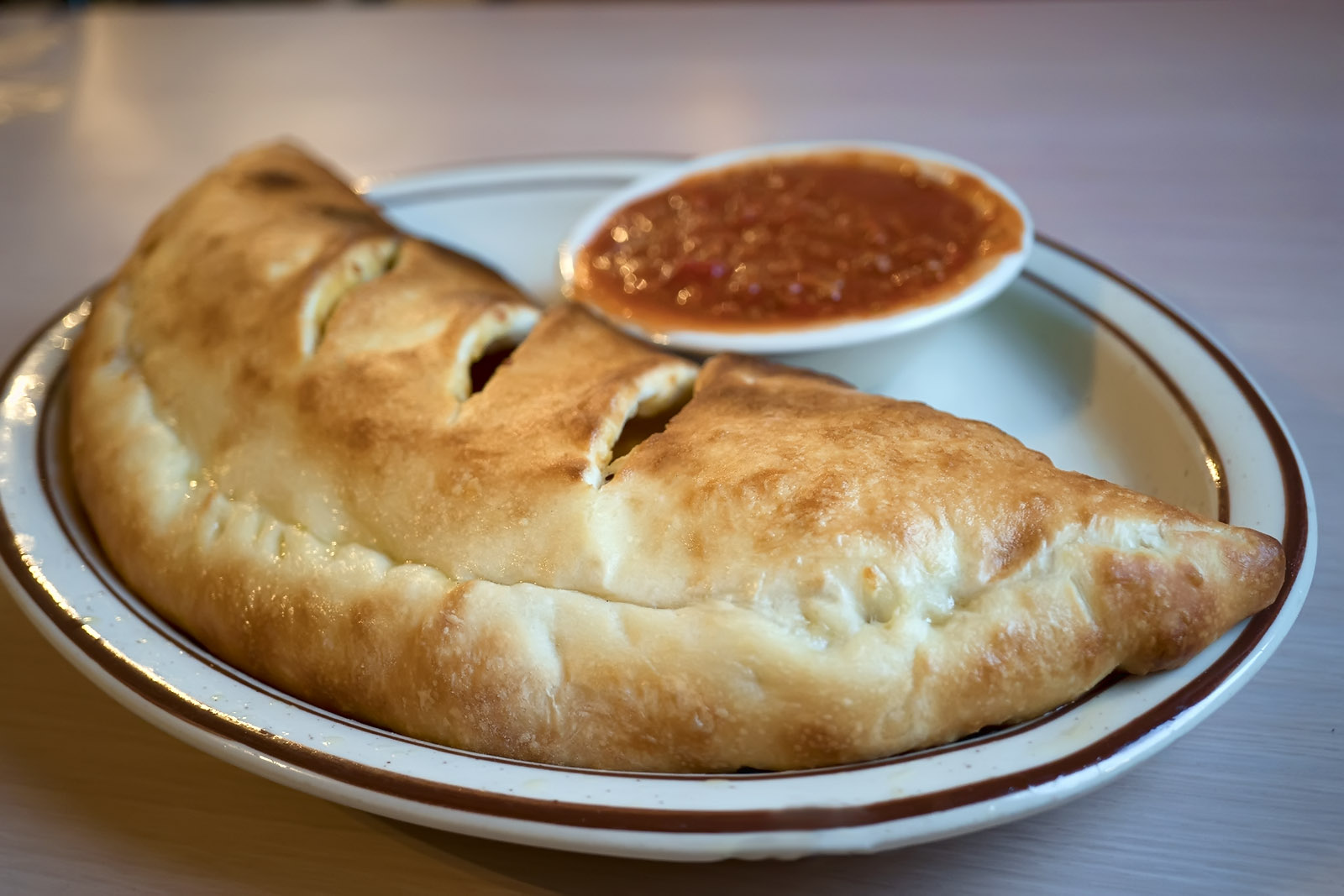Cheese Stromboli Image