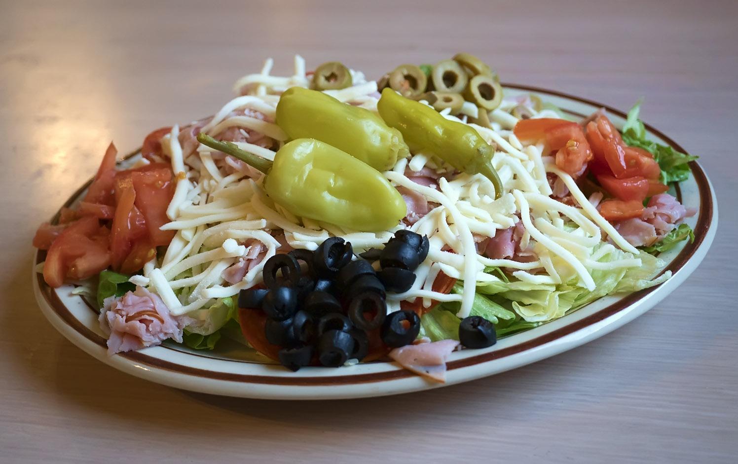 Antipasto Salad Image