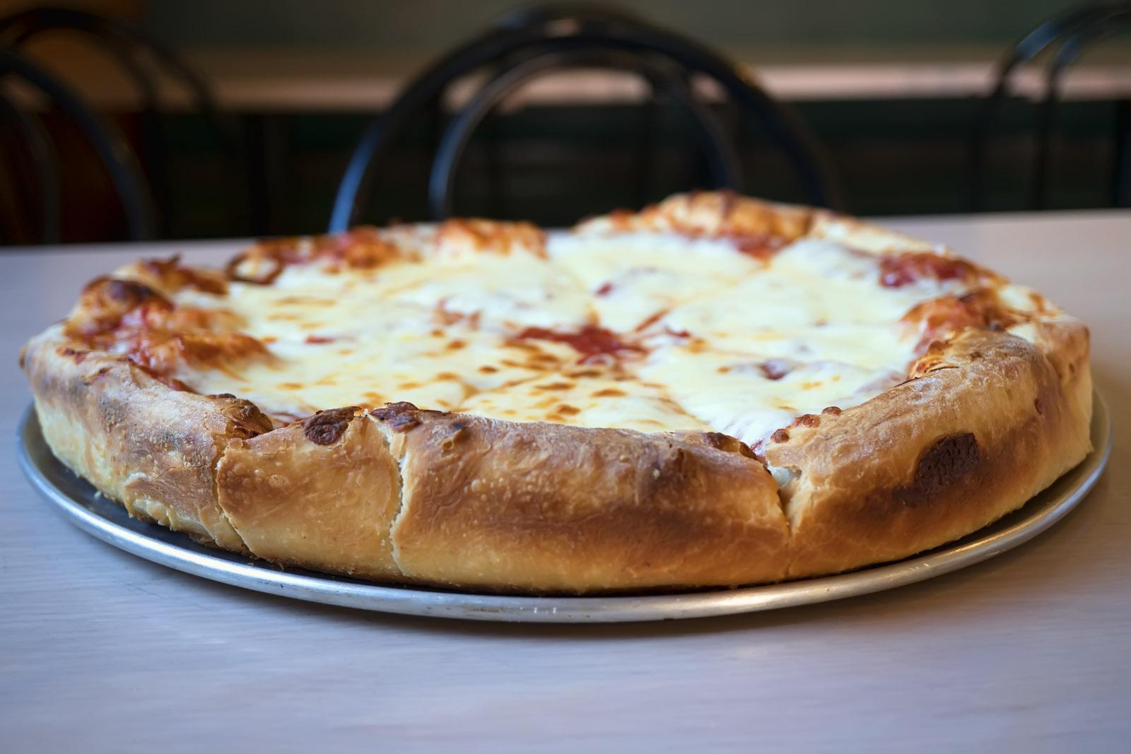 Chicago Deep Dish Pizza Image