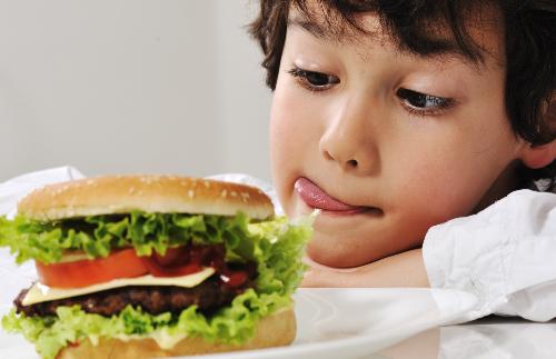 Jr. Burger Image