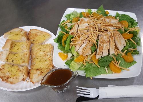 Asian Chicken Salad Image