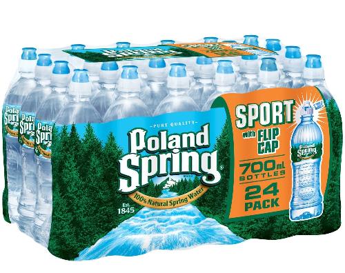 700 ML Poland Spring water Image