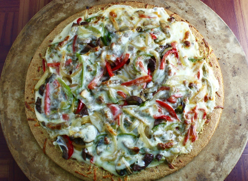 #7 Philly Steak Pizza Image
