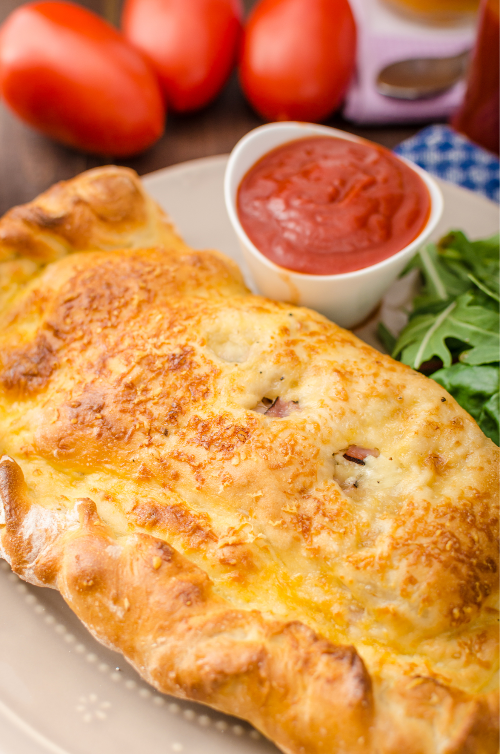 Cheese Calzone Image