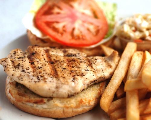 Grilled Chicken Sub