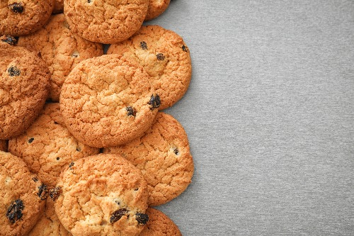 Oatmeal Raisin Cookies (2) Image