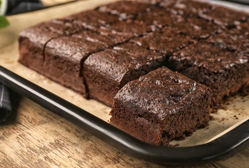 Fudge Brownie Image