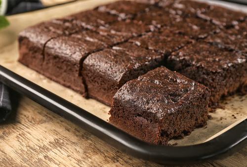 Fudge Brownie Image
