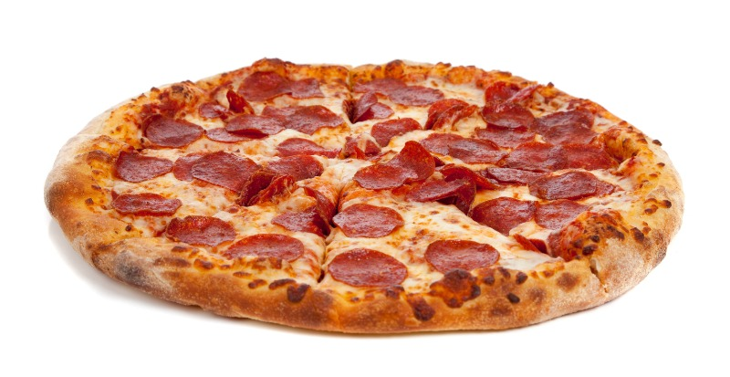 Build Your Own Pizza - Delivery Image