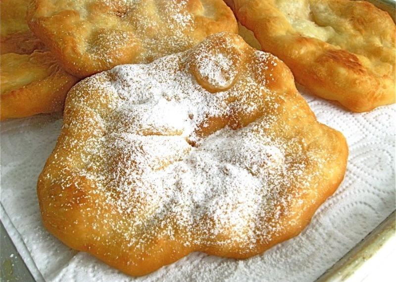 Fried dough Image