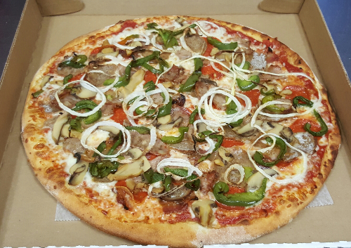 Primo Works Pizza Image