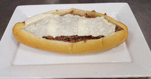 Steak & Cheese Sub Image