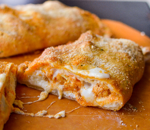 Buffalo Chicken Calzone Image