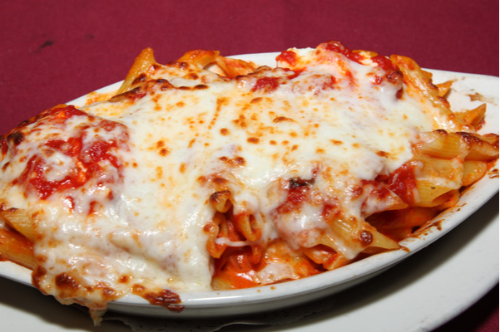 Baked Ziti with Mozzarella Image