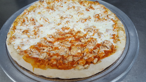 #1 Buffalo Pizza Image