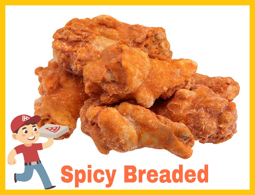Breaded Wings Image