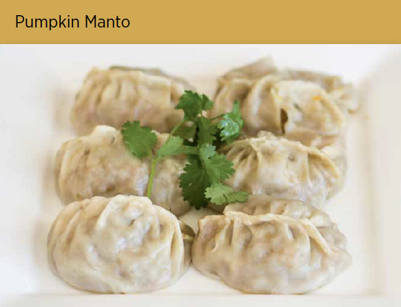 南瓜包子 Pumpkin Manto Image
