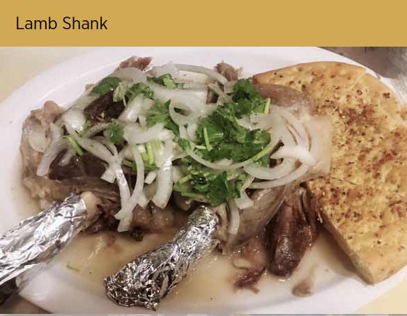 手抓羊肉 Lamb Shank Image