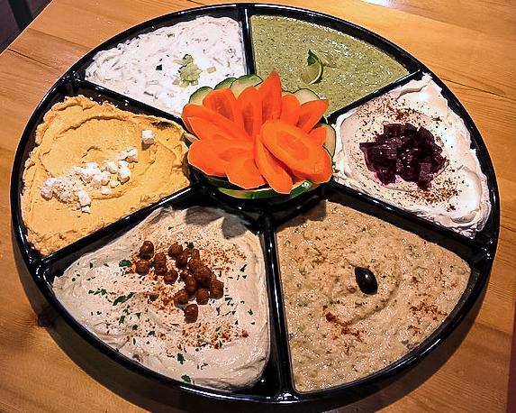 Mezze Platter Image