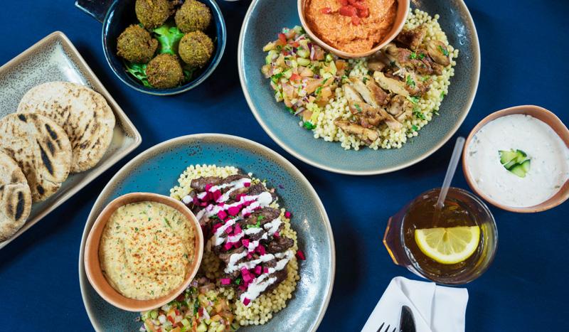 Mediterranean Buffet Image