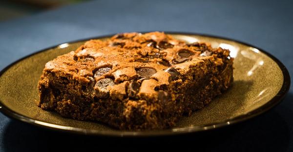 Double Chocolate Brownie Image