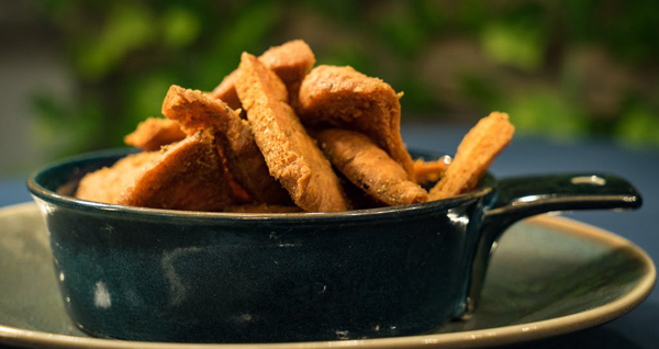 Homemade Pita Chips Image