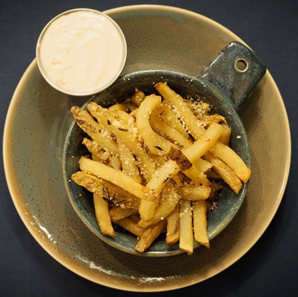 Fresh Cut Fries Image