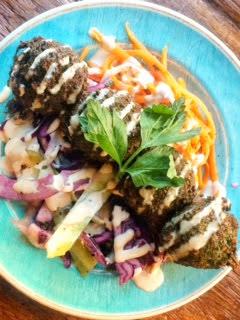 Falafel Image