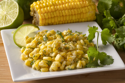 Roasted Corn Salad Image