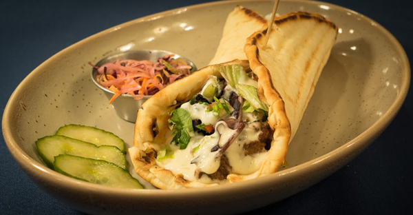 Steak Shawarma Pita Image