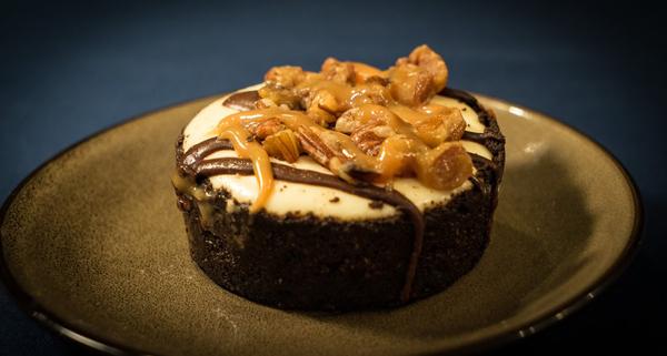 Caramel Pecan Cheesecake Image
