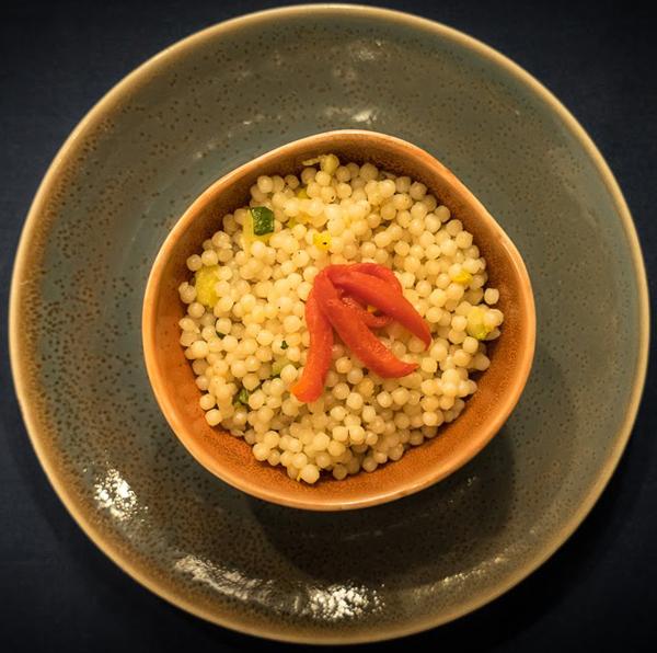 Israeli Couscous Image