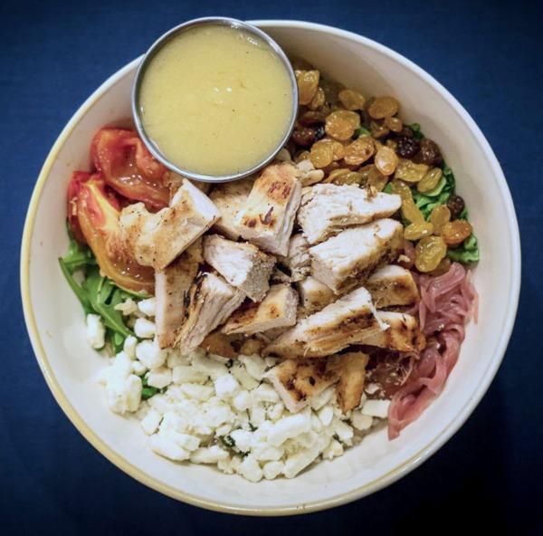 Grilled Chicken Bowl