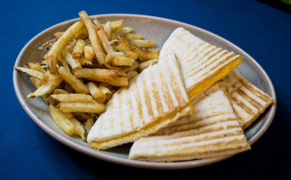 Pita Grilled Cheese