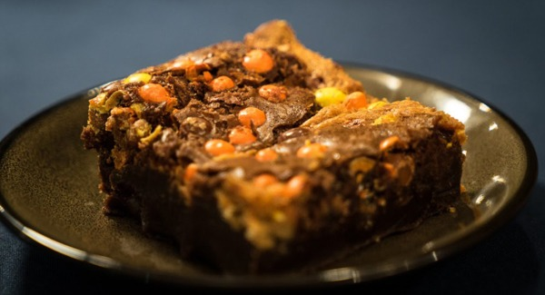 Reese's Peanut Butter Brownie Image