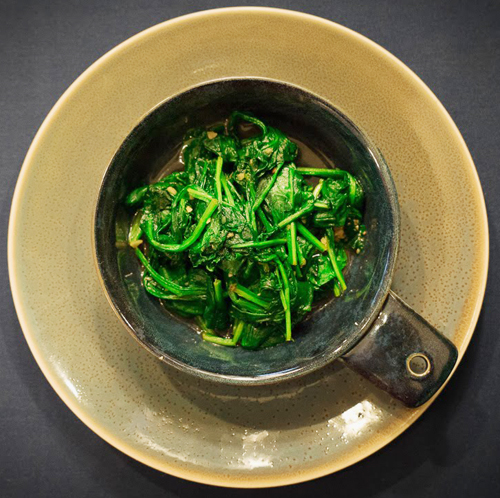 Sauteed Spinach Image