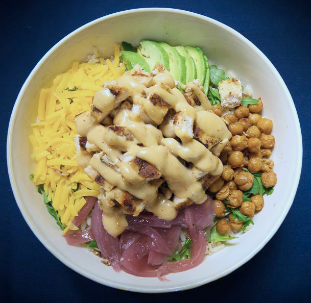 Santa Fe Chicken Rice Bowl Image