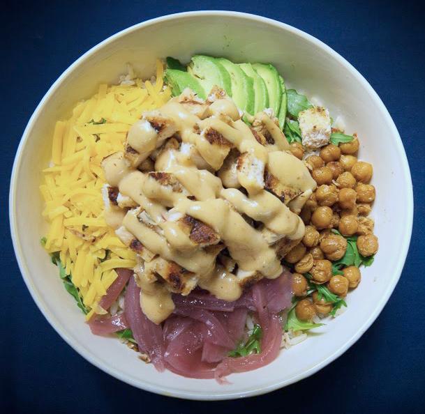 Santa Fe Chicken Rice Bowl Image