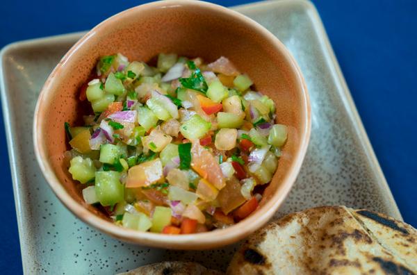 Israeli Salad Image