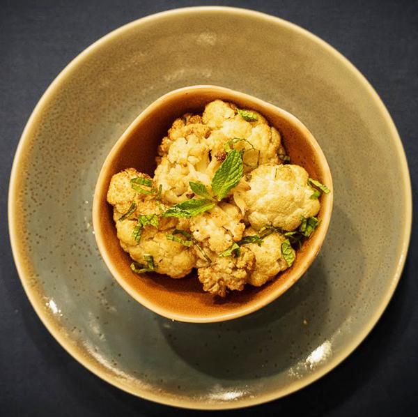 Za'atar Cauliflower Image