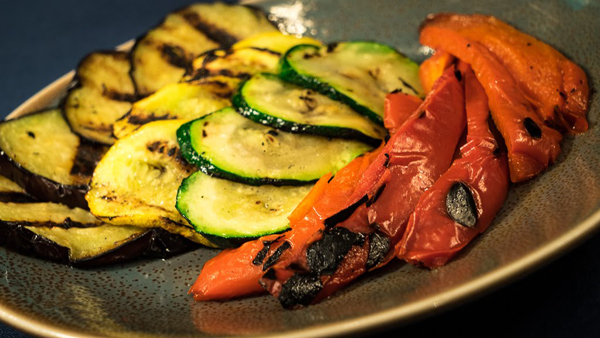 Grilled Vegetables Image