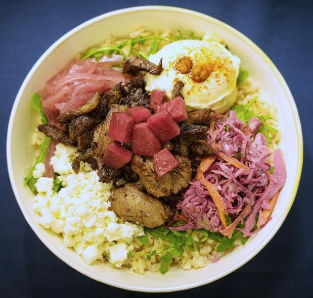 Lamb Shawarma Bowl Image