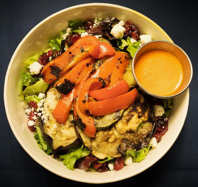 Pita Grill Salad