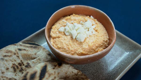 Spicy Feta Cheese Dip Image
