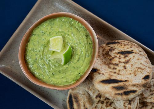 California Hummus Image