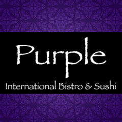 Purple Int'l Bistro & Sushi - Greenville