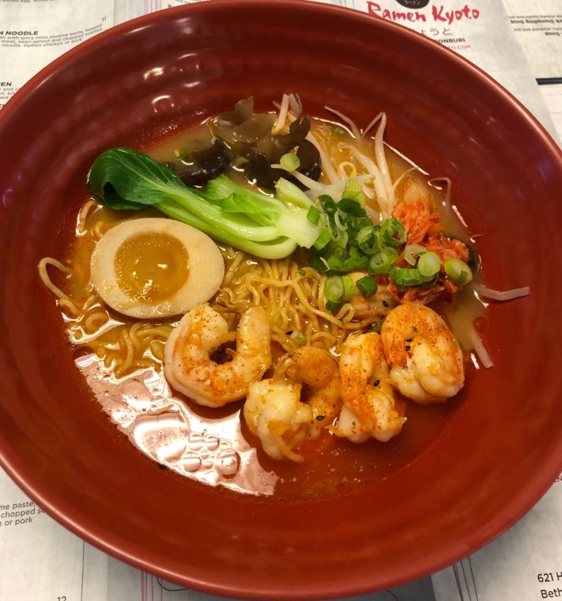Spicy Shrimp Ramen Image